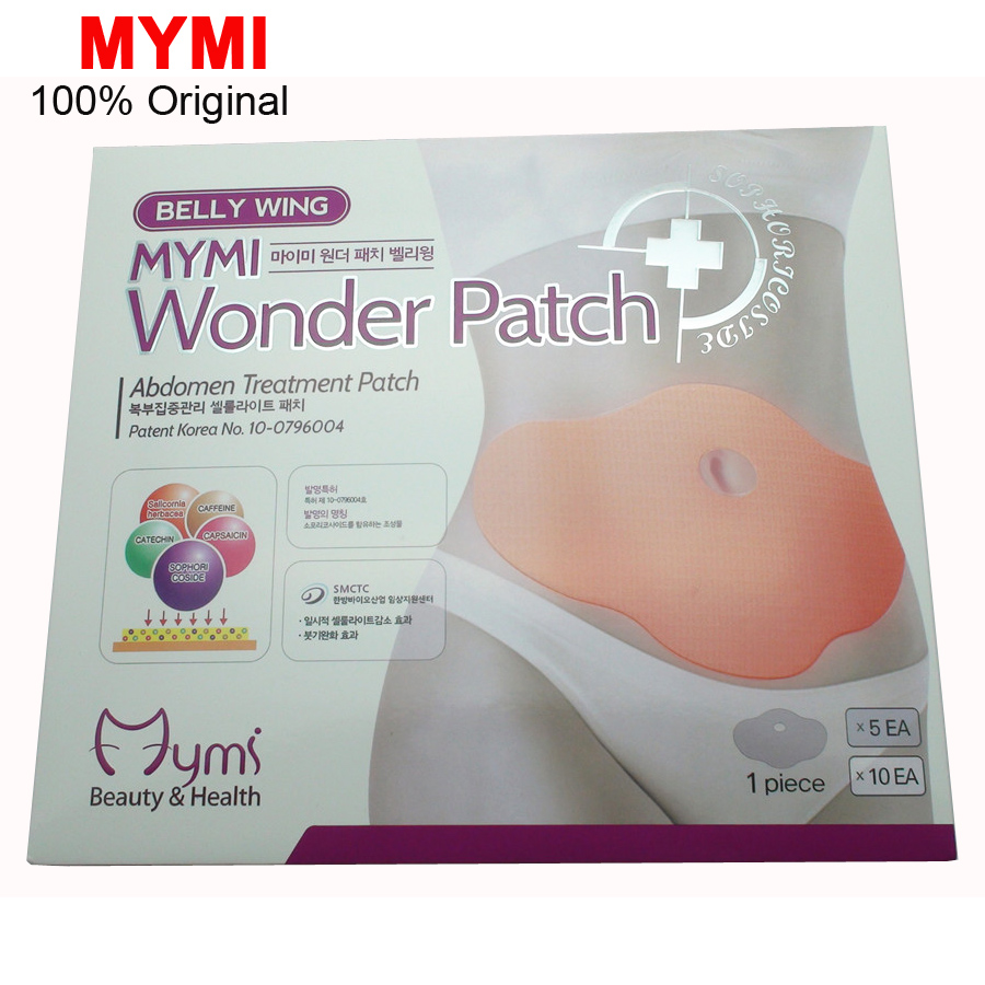 5Pcs MYMI Wonder Slimming Patch Belly Abdomen Weight Loss Fat burning Slim Patch Cream Navel Stick Efficacy Strong C067<br><br>Aliexpress