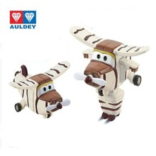 Hot Anime ABS Super Wings Mini Deformation Airplane Robot Bello Action Figures Transformation toys for children gift