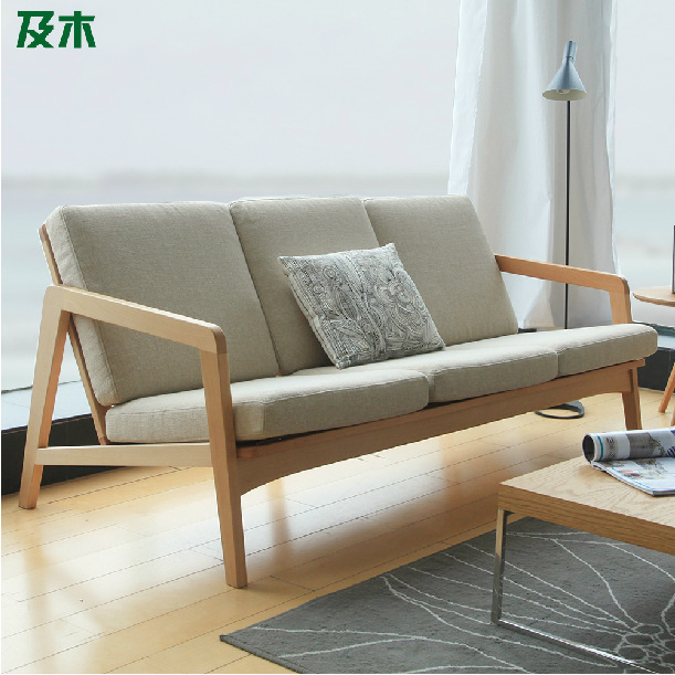 Nordic contracted design creative japanese style for Sofa bed japan