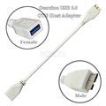 1M / 3.3FT, For Galaxy Note 3 USB 3.0 Cable for Seagat Goflex External Hard Drive SuperSpeed 5Gbps A to Micro B Device