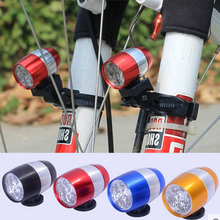 Buy Bike Light 6LED 2Flash Mode Cycling Safety Bicycle Front Rear Light Adjustable Lamp Waterproof Bike Tail Light for $3.59 in AliExpress store