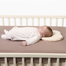 Baby Memory Foam Pillow Prevent Flat Head Infant Pillows Support  Newborn Baby Anti-migraine Pillow Shape Kids Pillows(China (Mainland))