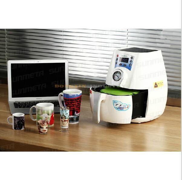 Купить Бесплатная доставка 3D Сублимация Машина ST-1520 3D Многоцветный машина давления жары Печатная машина