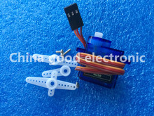5pcs SG90 9g Mini Micro Servo for RC for RC 250 450 Helicopter Airplane Car Special promotions(China (Mainland))