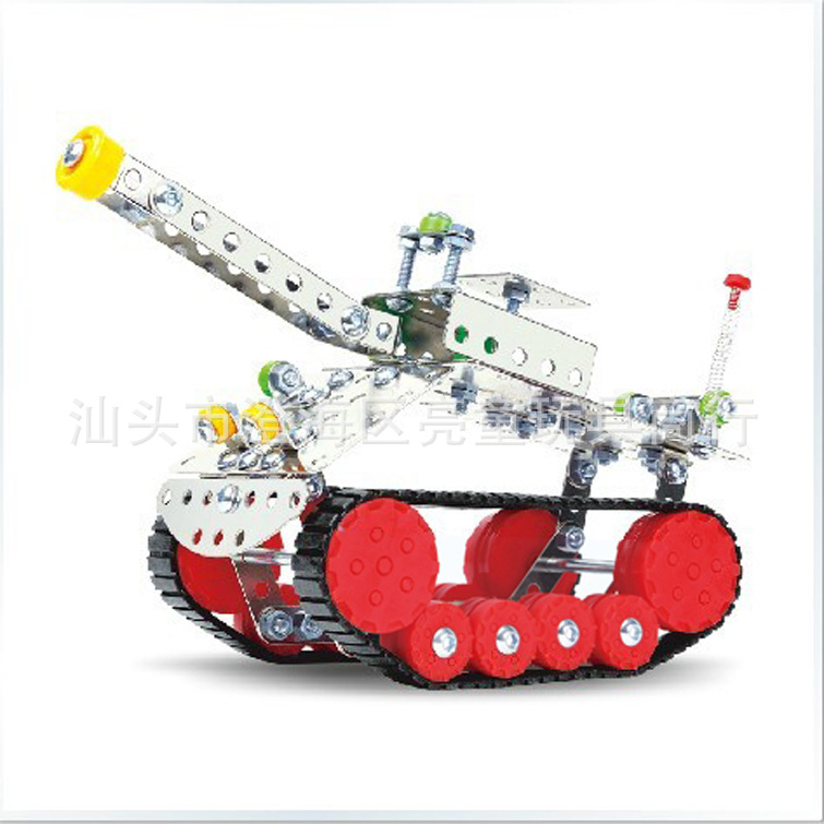 2015 new toys Puzzle blocks assembled military war military vehicle tank plain blocks building blocks toys for children(China (Mainland))