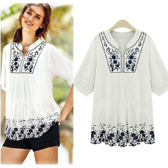 Summer Blouses For Women | Fashion Ql