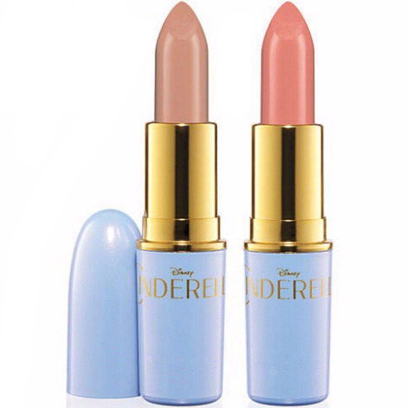 New Makeup Lipstick Romantic Cinderella Lipstick Cinderela Batom Velvetines Waterproof Beauty Cosmetic Long Lasting lipsticks(China (Mainland))
