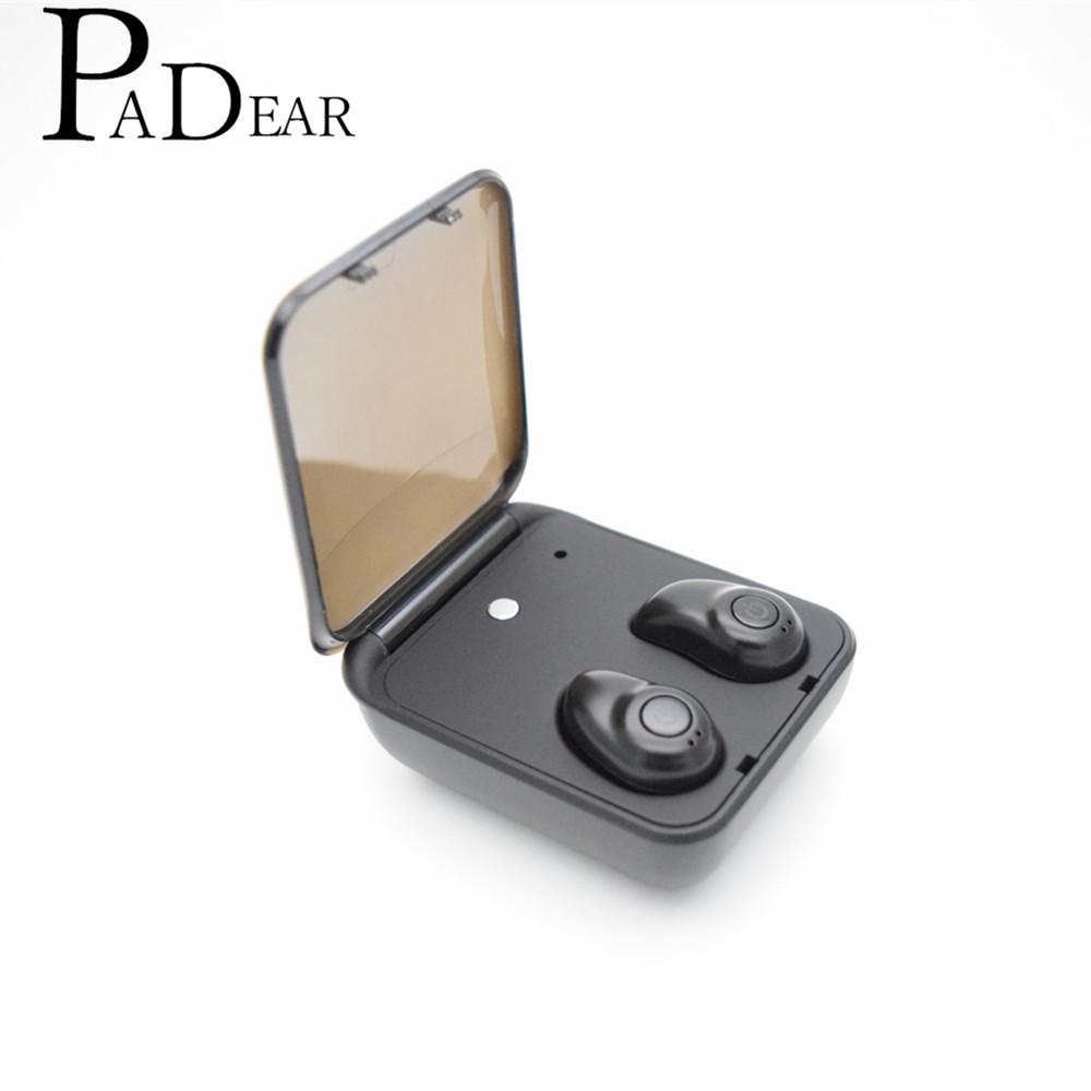 Padear K17 Eeateana not airpods style airpod mini bluetooth Mini Bluetooth Headset Wireless Earphone Earbuds For xiaomi mi mix(China (Mainland))