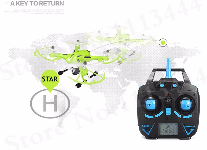 RC Helicoptero H26W HD 12