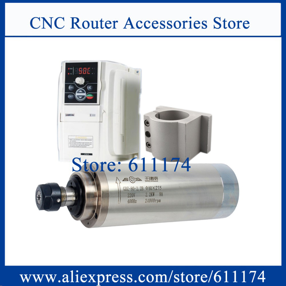 Buy Cnc Milling Spindle Motor