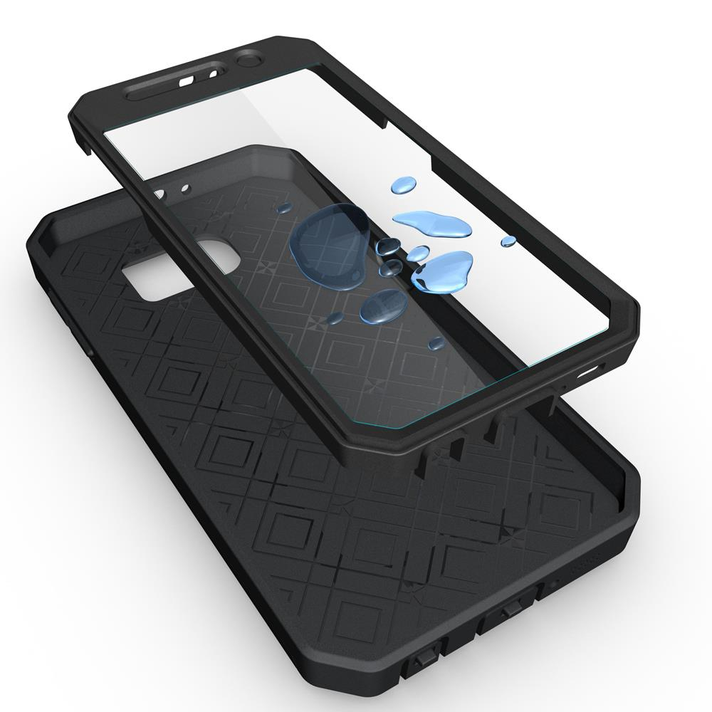 Shockproof waterproof dust proof 3 protection Stand Hard Phone Case for Samsung Galaxy S6 Rugged Impact Holster Cover Phone Case(China (Mainland))