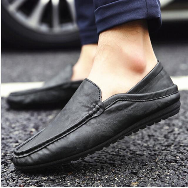 2016 мода высокое качество ботинки женщин причинным мода квартиры мужской обуви квартир ...
