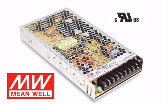 LRS-200-12;12V/200W meanwell switch mode led power supply;AC100-240V input;12V/200W output<br><br>Aliexpress