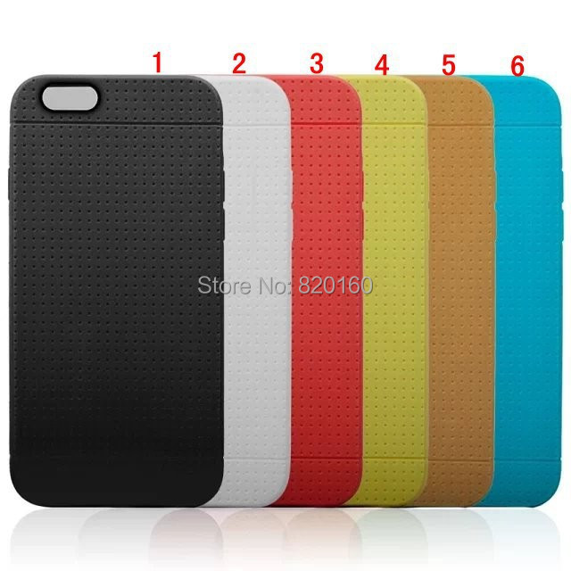 For Iphone 6 4.7 6 5.5 plus Fashion Honeycomb Pattern Official Website TPU Skin Case Cover(China (Mainland))