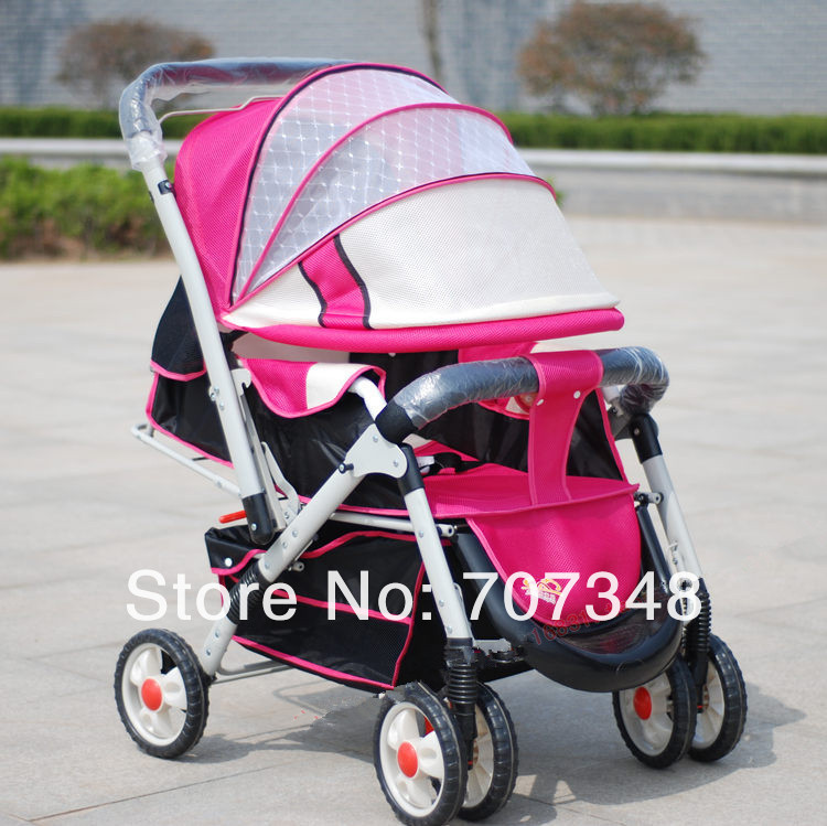 Lightwight Folding Covenient Strollers for Baby,6 Colors for Your Choice,Net Weight 9.5kg,Stable and Strong Strollers for Baby<br><br>Aliexpress