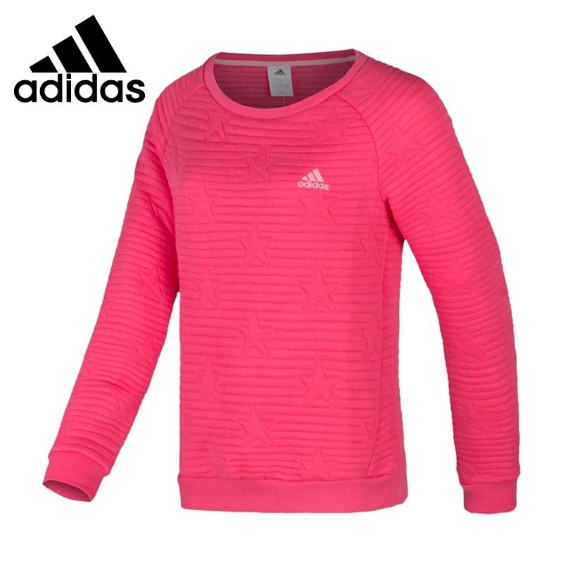 Original New Arrival Adidas Women's Pullover Jerseys Sportswear free shipping