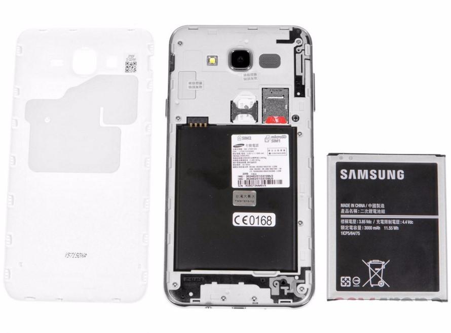 100% original unlocked Samsung Galaxy J7 Duos  GSM 4G LTE Android Mobile Phone Octa Core Dual Sim 5.5″ 13MP RAM 1.5GB ROM 16GB