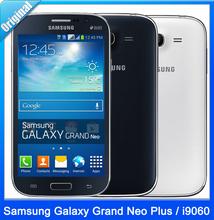 Original Unlocked Samsung Galaxy Grand Neo Plus i9060 Cell Phones 5.0″ Inch 5MP Quad Core Dual SIM RAM 1GB ROM 8GB Free Shipping