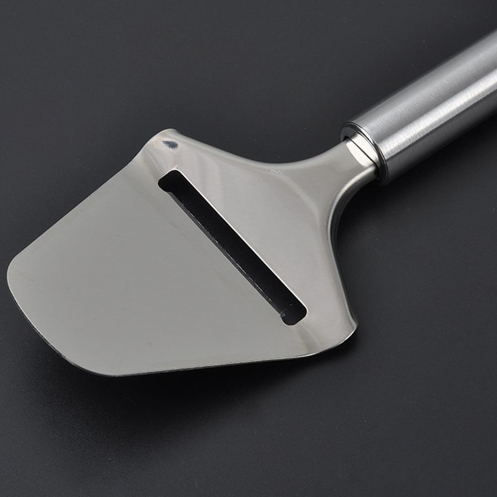 Нержавеющая сталь серебро практичный безопасный для выпечки слайсер сыра aeProduct.getSubject()