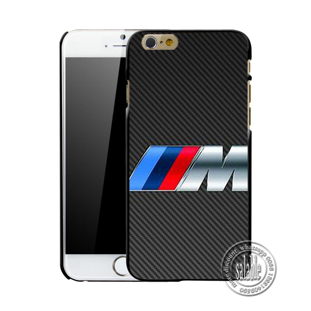 I am a Fan For BMW M Series M3 Logo Cover Custom Design Mobile Phone Case for iphone 4 4s 5 5s SE 6 6S 7 plus