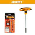 JAKEMY Car Repair Tools Kits Screwdriver Set Torx Sockets Kit T handle Labor saving Ferramentas Herramientas
