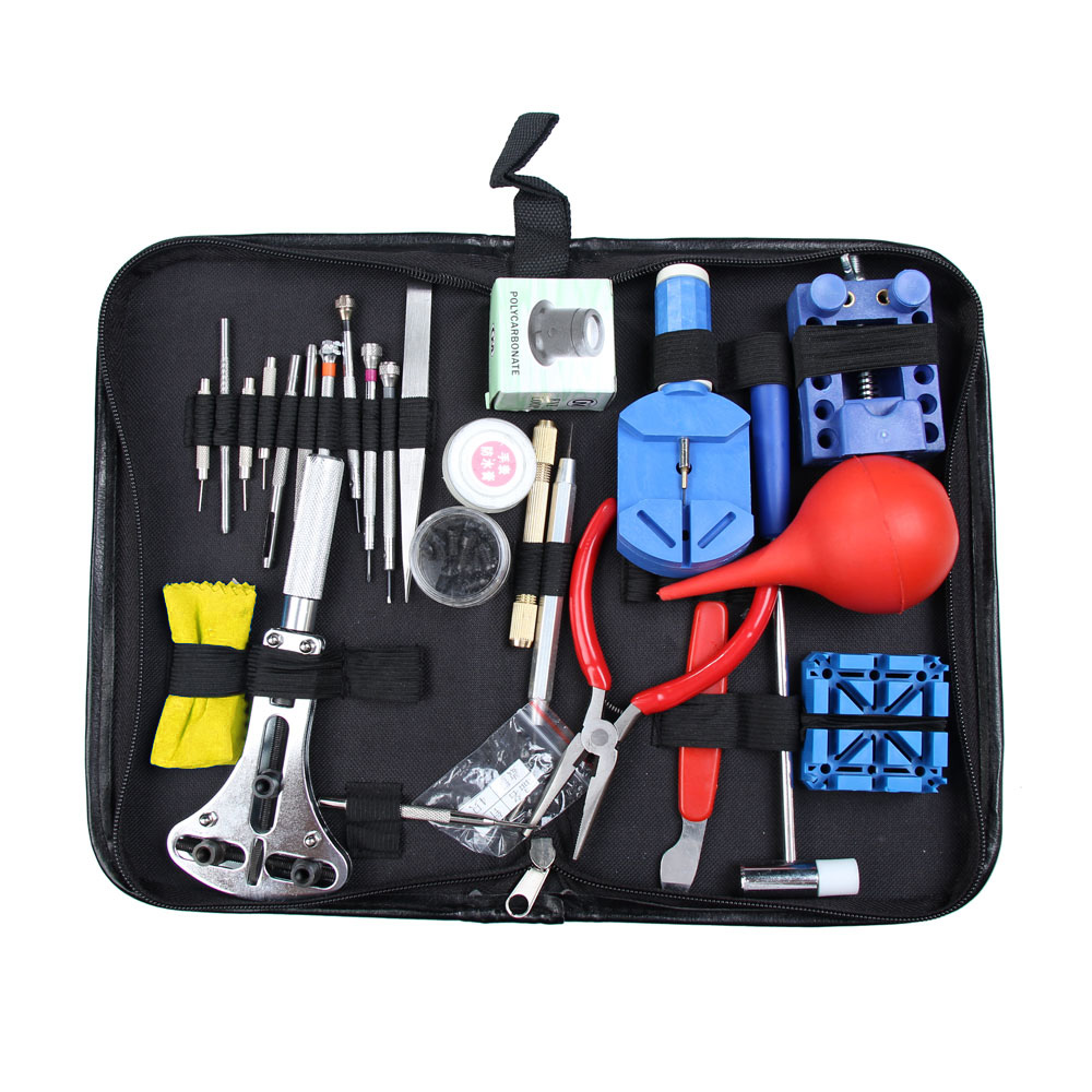 HIgh 27 1 Watch Link Opener Repair Tools Remover Case Tool Kit Set Pin Screwdriver 1 Set Watch Repair Tool