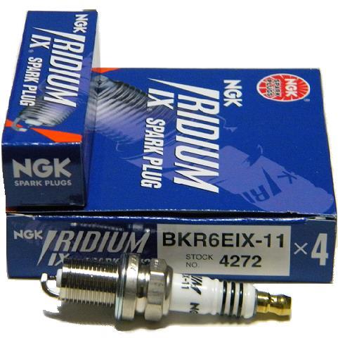 Iridium spark plug / BKR6EIX 2272 FOR NISSAN HONDA TOYOTA<br><br>Aliexpress