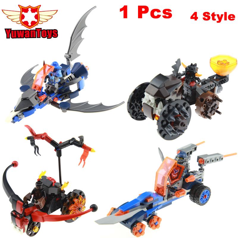 1PCS Nexus Knights Building Blocks Minifigures Bricks Kid Toy Gift Axl Jestro Lance Aaron Macy Clay With Legoelieds BOZHI110(China (Mainland))