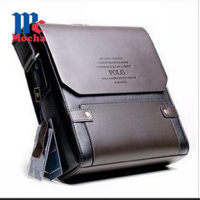 NEW ARRIVAL Men's Designer Bag Fashion PU Leather Bags Briefcase Business Shoulder Messenger Bags Brand Men's travel bags ZH013(China (Mainland))