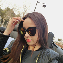New style polarized sunglasses women glasses vintage sunglasses uv400 round gafas de sol outdoor oculos de sol feminino 5 colors(China (Mainland))
