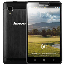 Original Lenovo P780 Cell Phones MTK6589 Quad Core 5″ 1280×720 Android 4.2 Gorilla Glass1280x720 1GB RAM 8.0MP 4000mAh Battery