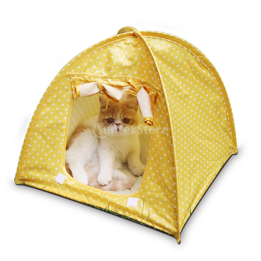 Portable Outdoor Camping Cat House Pet Sun Shelter House Tent(China (Mainland))