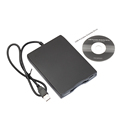 2017 Hot 1 44Mb 500 Kbits 3 5 USB External Portable Floppy Disk Drive Diskette drive