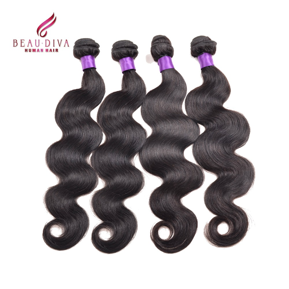 7A Brazilian Body Wave 100% Virgin  Hair Cheap Brazilian Virgin Hair Prom Queen 4 Bundles Brazilian Hair Human hair Extensions