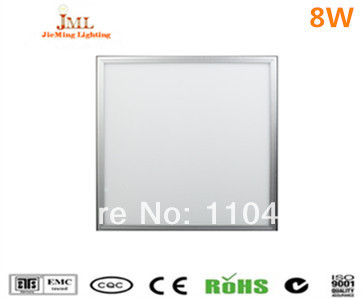 цена на Светодиодная панель JIEMING 10pcs/lot 8W light.super CE ROHS JML-PM8W-3030