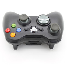 2.4HGz BlueTooch gamepad Wireless Black Joystick For Official Microsoft XBOX360 Game Controller Wireless Controller For XBOX