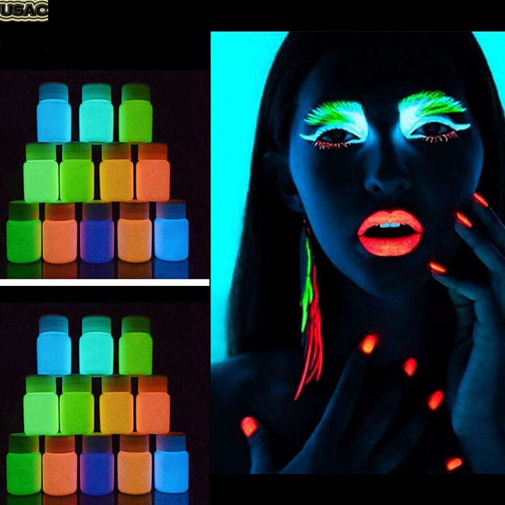 Neon Paint Party Supplies