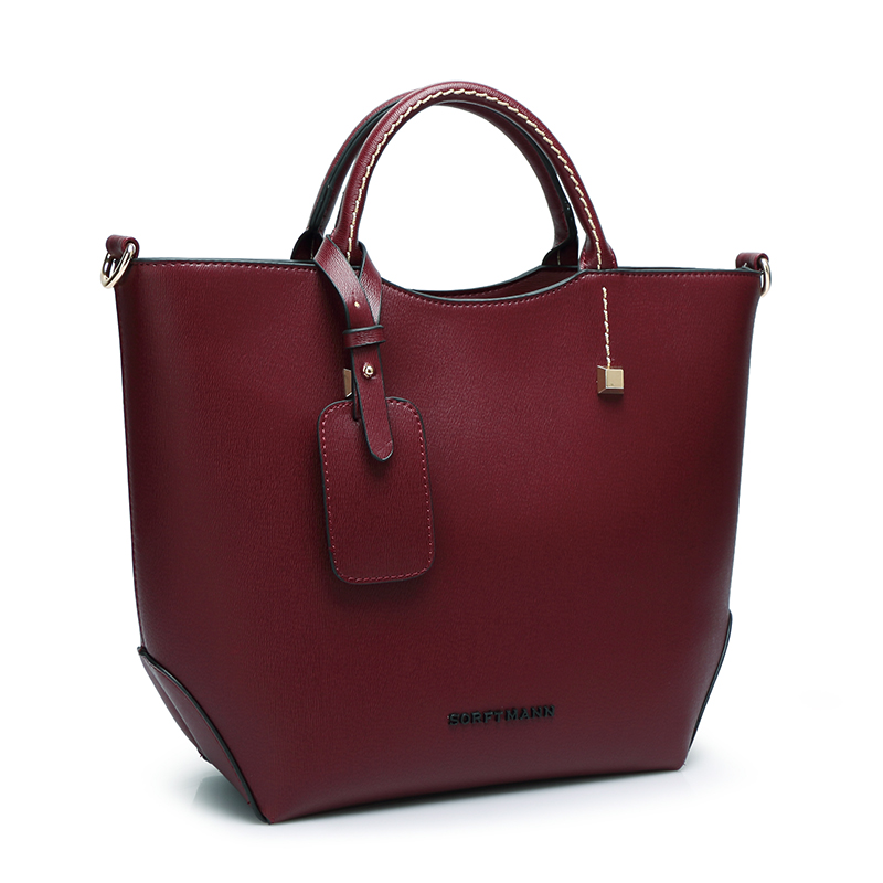 female pu leather crossbody bags ladies casual messenger bags bolsa feminina tote Women top-handle bags fashion burgundy bags(China (Mainland))