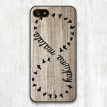 Hakuna Matata infinite Printed Soft TPU Black Skin Cell Phone Cases Shell OEM For iPhone 6 6S Plus 5 5S 5C 4 4S Back Cover Bags(China (Mainland))
