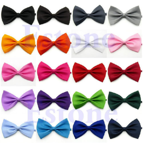 Wholesale Fashion Cute Child Chorus Perform Adult Student Bow Tie Necktie Collar Clothes