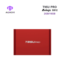 Buy MEMOBOX T95U PRO Android 6.0 TV Box Amlogic S912 Octa core Support Dual band WiFi VP9 H.265 UHD 4K Player RAM 2GB ROM 16GB for $65.00 in AliExpress store