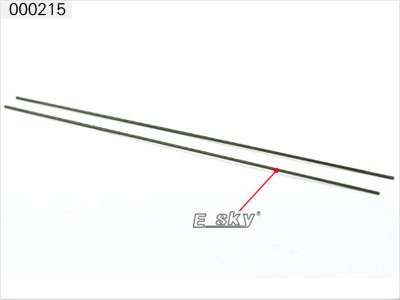 Esky E-sky 000215 Flybar for original 2.4GHz Helicopter 500 Series HONEY BEE CP3 002437 rc spare parts accessories(China (Mainland))