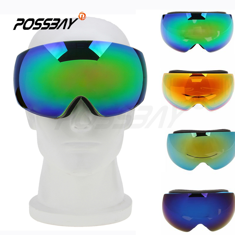 Off-Road Racing Oculos Motocross Goggles Adult Ski Snowmobile Skate Glasses Motorcycle Helmet Glasses Eyewear Cafe Racer Goggles(China (Mainland))