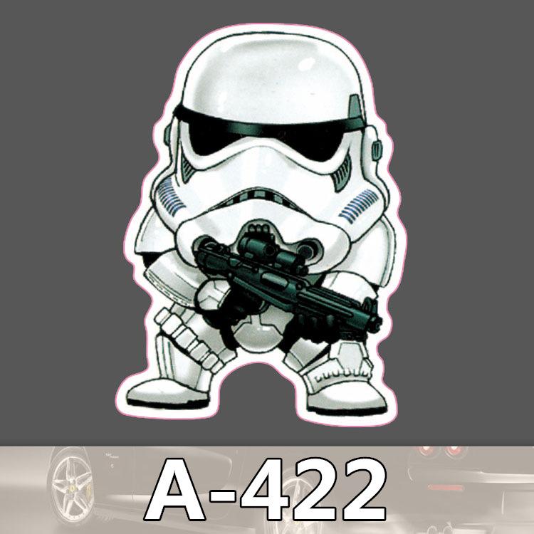 Funny hit stickers stickers car slide body graffiti cartoon stickers A-422 Toy Sticker(China (Mainland))