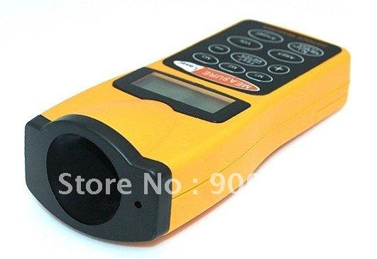 Original Digital Rangefinder Portable Distance Meter CP3007 Range 0.91-15 M Ultrasonic House Range Finder With Laser Pointer 5pc(China (Mainland))