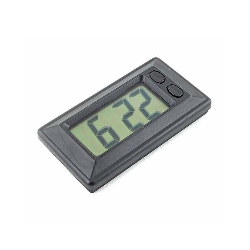 New Date Calendar Time Display Digital Wall Desk Clock #4129(China (Mainland))