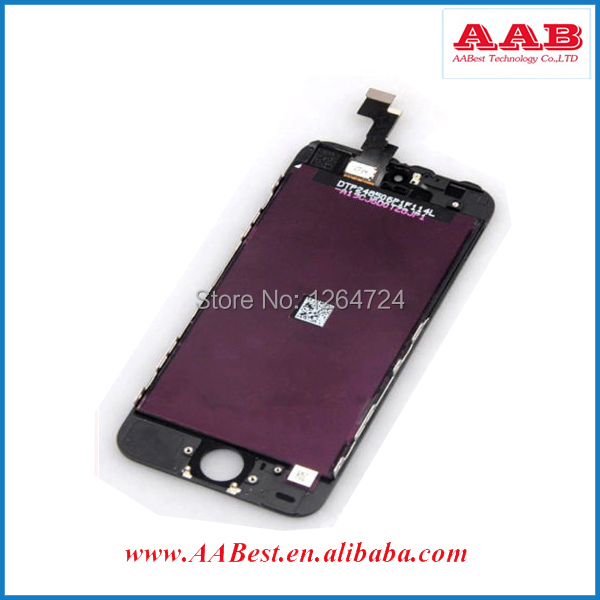 Made in China lcd screen for iphone 5c touch screen display factory price replacement for iphone 5 5c 5s(China (Mainland))