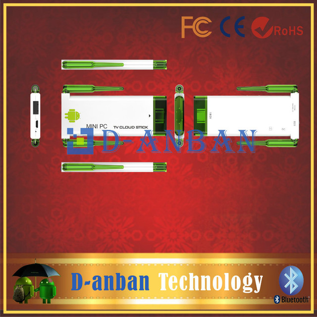 Latest Firmware Original Android 4.2.2 Jelly Bean Mini PC J21 Dual Core RK3066 Cortex-A9 Stick TV Box Dongle 1GB RAM 8GB