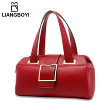 Buy Luxury Handbags Women Bags Designer 2017 Famous Brands High PU Leather Tote Bags Female Shoulder Bags Ladies Sac Main for $24.99 in AliExpress store