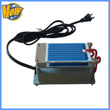 Portable US Plug 110V Ozone Generator 7g/h with Ceramic Plate Long Life Style For New Decorated House+80% Discounted Shipping(China (Mainland))
